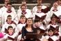 Sistine Şapeli'nde 500 yıllık cinsiyet tabusu kırıldı