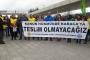 İTÜ'de ihraç edilen akademisyenlere destek eylemi