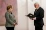 Almanya'da Steinmeier liderlerle görüşmelere başladı