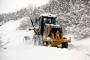 Erzincan'da 75 köy yolu kardan kapandı