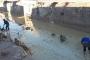 Mersin'de atık su kanalı tehdit saçıyor
