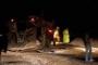 Elazığ'da zırhlı araç devrildi 1 asker hayatını kaybetti