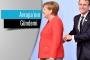 Macron'un hayaline Merkel'in gölgesi düştü