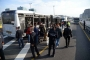 Yenibosna'da iki metrobüs çarpıştı: Çok sayıda yaralı