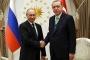 Erdoğan Putin'i kabul etti: Kudüs konusunda aynı görüşteyiz