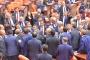 Meclis'teki bütçe görüşmelerinde 'dönek' kavgası