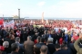 İzmir'de binlerce belediye işçisi iş bıraktı