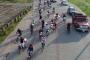 Bisiklete binen kadınlara saldırı: 'Tahrik ediyorsunuz'