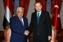 Erdoğan, Filistin lideri Mahmud Abbas'la görüştü