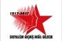 Ekim Devrimi şenliği: Sosyalizm geçmiş değil, gelecek