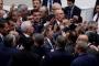 Meclis'te milletvekilleri arasında yine arbede yaşandı