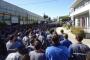 TEMSA işçisi MESS'e  karşı yürüdü