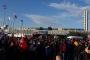 Metal işçileri MESS'in dayatmalarına karşı eylemde