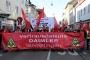 Almanya'da binlerce metal işçisi hakları için yürüdü