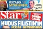 Star gazetesinden 'Necip Fazıl' skandalı
