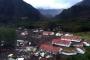 Şili'de heyelan bir köyü yuttu