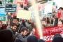 Ankara'daki yolsuzluk karşıtı eyleme polis saldırdı