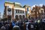 İsveç'te sinagog saldırılarına karşı yürüyüş