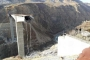 Siirt'te viyadük asma köprüsü çöktü