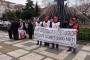 DİSK Gıda-İş Avcılar'da asgari ücrete ilişkin imza topladı