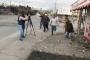 Ramallah'ta İsrail askerleri Filistinlilere saldırdı