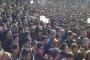 Süleymaniye ve Halepçe'de maaş protestosu