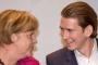 Kurz, Merkel'le  yakınlaşmak istiyor
