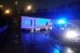 İkitelli'de servis midibüsü devrildi: 3 yaralı