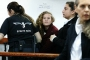 İsrail, Filistinli Ahed'in gözaltı süresini uzattı