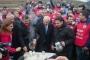 Kemal Kılıçdaroğlu, Posco işçilerini ziyaret etti