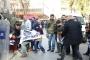 75 yaşındaki Perihan Pulat eylemde darbedildi