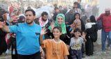 Suriyelilerin sınırdan geçişi