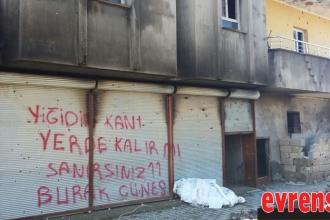 Fatih Polat, yasağın ardından İdil'i görüntüledi!