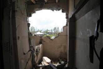 Yüksekova'da savaşın fotoğrafı: Yıkım, yağma, ırkçı yazılar