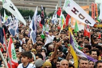 HDP, seçim sonucunu kutluyor...