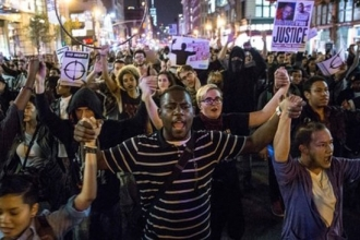 ABD halkı ırkçılığa karşı 'adalet' istiyor