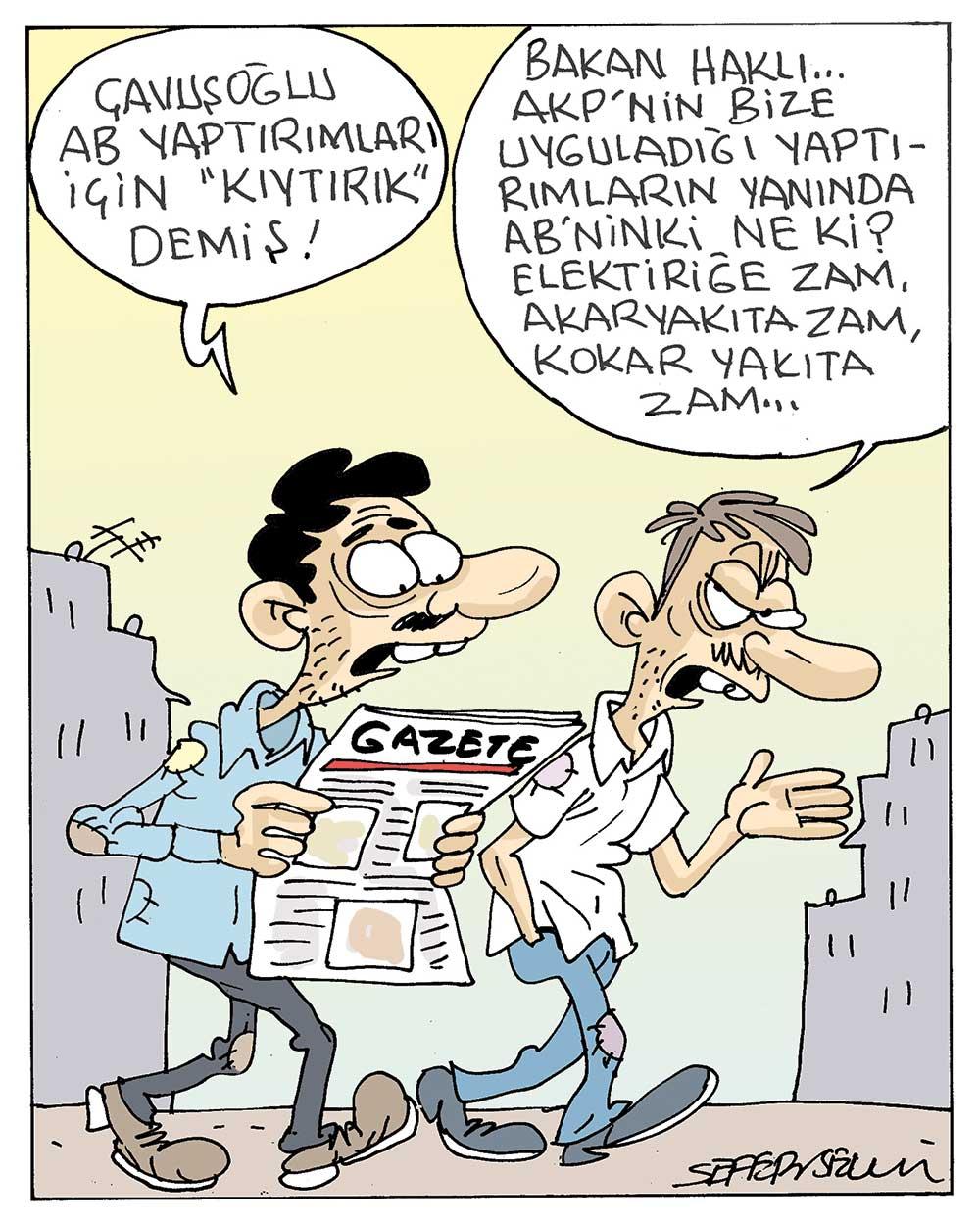 Sefer Selvi - 18 Temmuz 2019