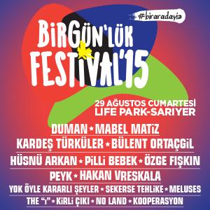 BirGün'lük festival
