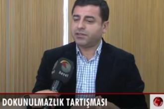 Selahattin Demirtaş, Hayat TV'ye konuştu