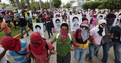 Meksikalı öğrencilerin kaçırılma videosu yayımlandı