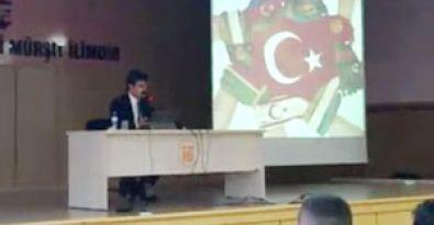 Doç. Dr. Taner Tatar'dan skandal sözler