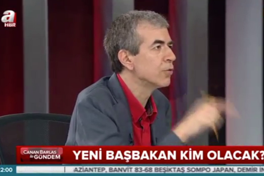 Yandaş kanal Davutoğlu'yu hedef aldı