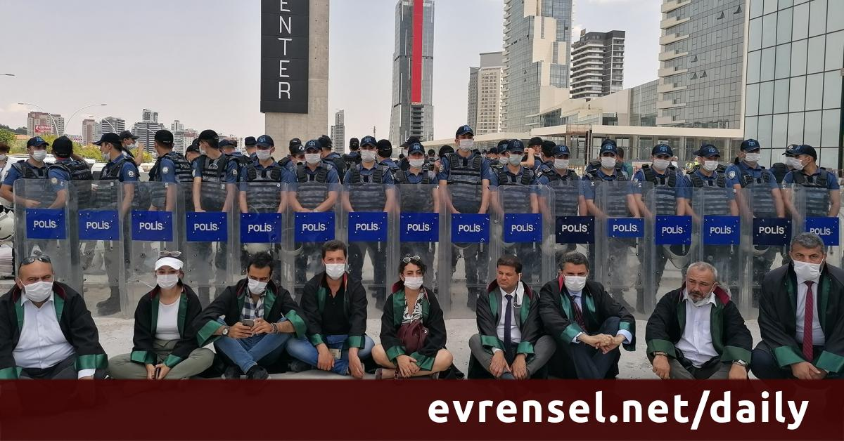 What does the Defence March to Ankara say to us? - Evrensel Daily