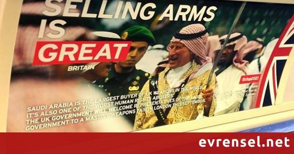 İngiliz Parlamentosu Silah İhracatını Kontrol Komitesi